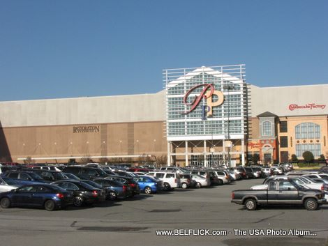The Palisades Center Mall in West Nyack New York