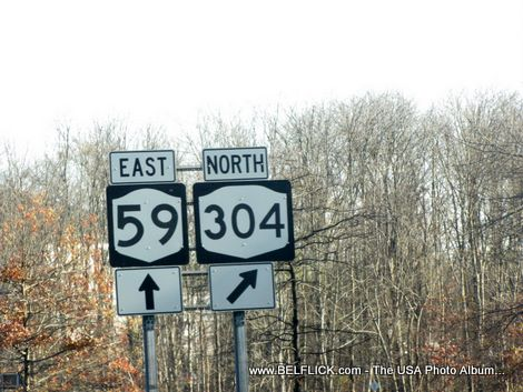 Route 59 Route 304 Nanuet NY 4