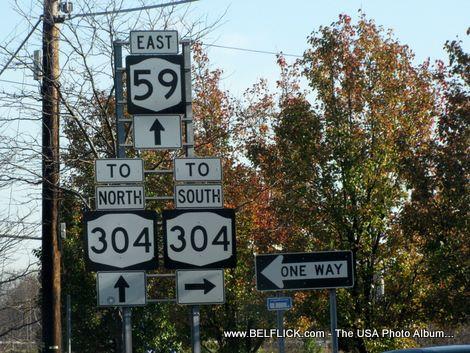 Route 59 Route 304 Nanuet NY 21