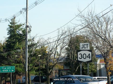 Route 59 Route 304 Nanuet NY 11
