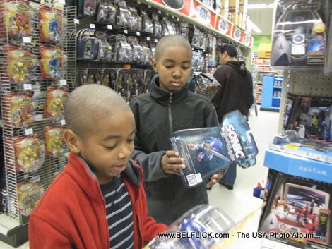 Toys R Us Sonic Toys 1