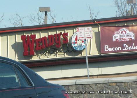 Wendys Restaurant Nanuet NY