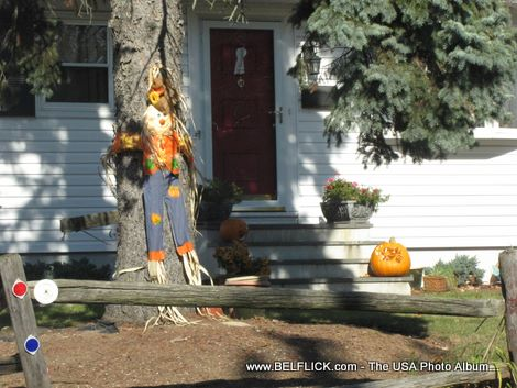 Halloween Decoration Spring Valley NY