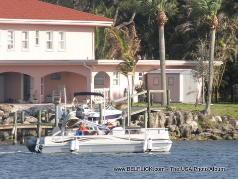 Castaway Point Park Palm Bay Florida