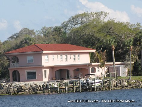 Home On The Indian River, Castaway Point Park, Palm Bay