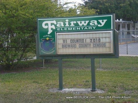 Fairway Elementary School Miramar Florida