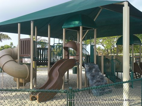 Fairway Park Children Playground Miramar Florida