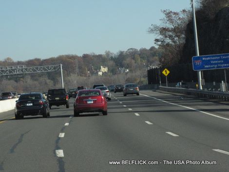 Cross Westchester Expressway