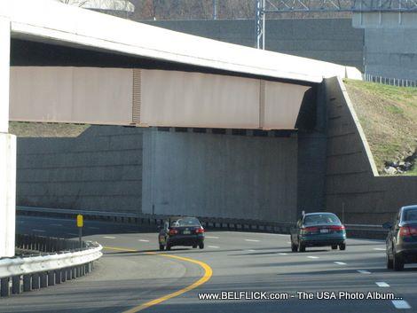 Cross Westchester Expressway, Interstate 287