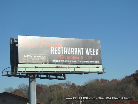 New Haven Restaurant Week Connecticut