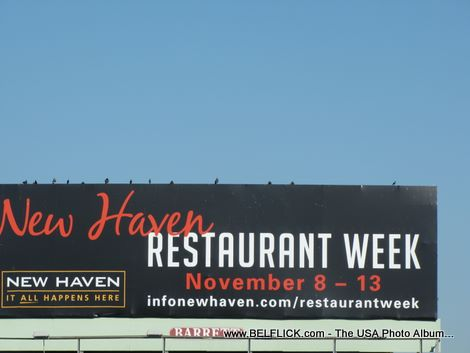 New Haven Restaurant Week