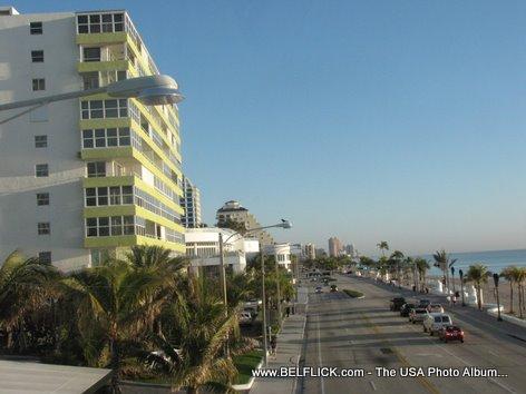 Las Olas Fort Lauderdale Beach Boulevard A1A