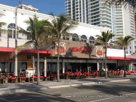 Exit 66 Fort Lauderdale Beach Florida