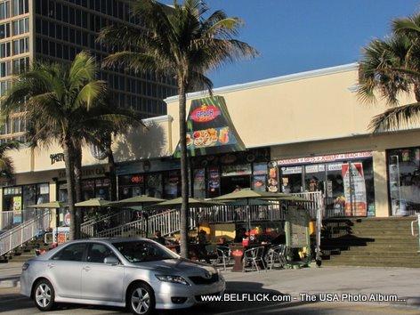 Beach Boys Cafe Brunch Spot Fort Lauderdale Beach Florida