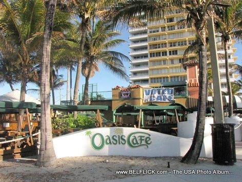 Oasis Cafe Fort Lauderdale FL