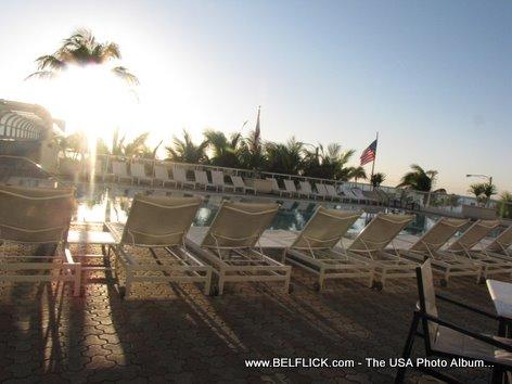 Westin Hotel Beach Resort BIRCH Bar And Patio Harbor View Fort Lauderdale Beach Florida