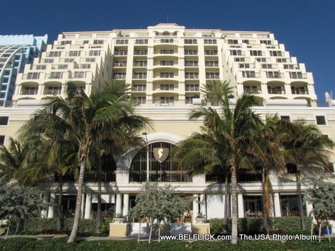 The Atlantic Hotel Fort Lauderdale Beach Florida