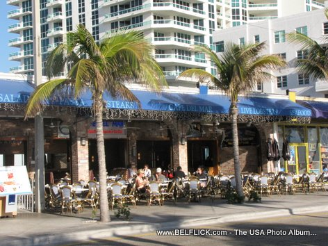 Cafe Del Mar Fort Lauderdale Beach Florida
