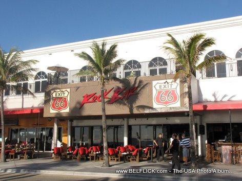 Exit 66 Rock Bar Fort Lauderdale Beach Florida