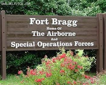 Fort Brag US Army Base