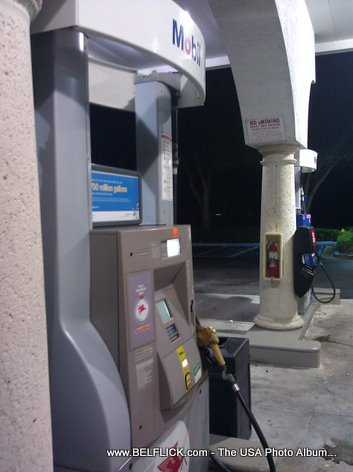 Mobile Gas Station Fuel Pump