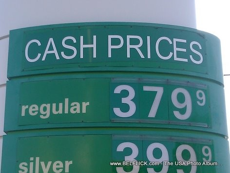 BP Gas Station - Cash Gas Prices