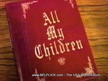 All My Children Soap Opera