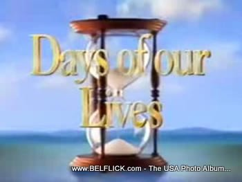 Days Of Our Lives Soap Opera