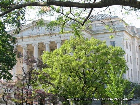 Rayburn House Office Building Washington DC