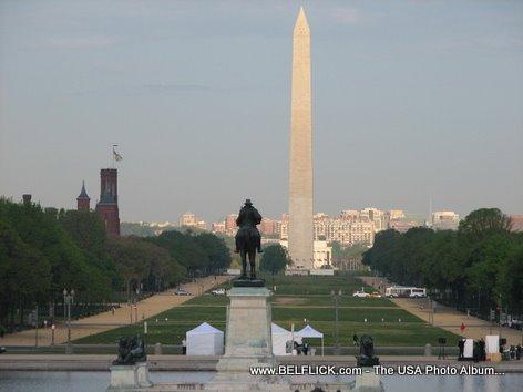 Grant Memorial National Mall Washington Monument Washington DC